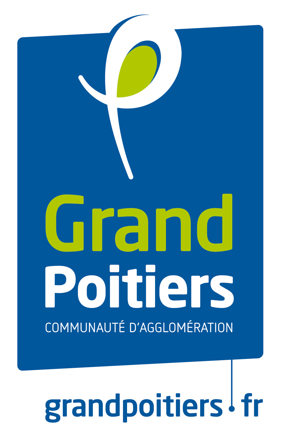 """Résultat de recherche d'images pour """"logo grand poitiers"""""""